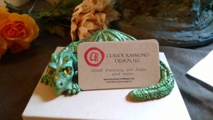 dragon keeper card holder
